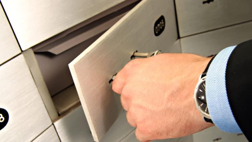 باز کردن گاوصندوق کلیدی بدون کلید